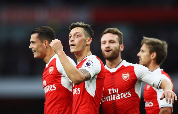 Premier League: debacle Chelsea, l'Arsenal incanta e ne fa 3