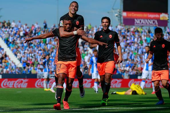 La Liga, Nani-Suarez e il Valencia vince in rimonta sul Leganes
