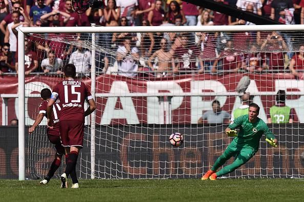 Serie A, non basta Totti alla Roma. Iago Falque punisce i giallorossi