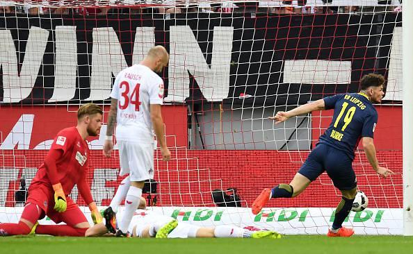 Bundesliga: finisce 1-1 tra Colonia e Red Bull Lipsia