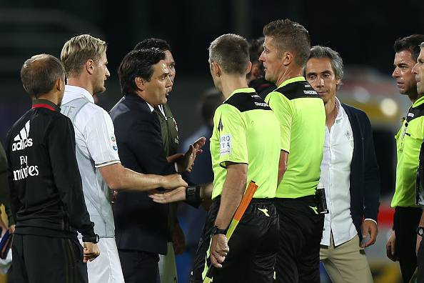 Serie A: pareggio con polemiche tra Fiorentina e Milan