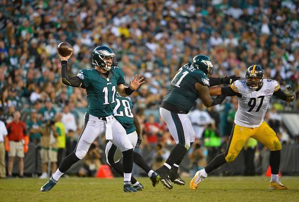NFL: primo ko per Steelers e Giants, ok Ravens, Broncos e Vikings