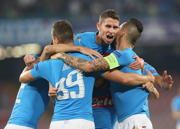 Champions League, Napoli show, il Celtic ferma Guardiola, Ancelotti va ko