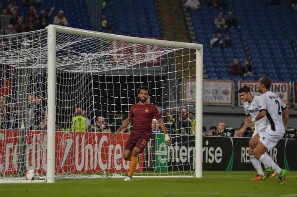 Europa League: la Roma cala il poker, ko il Sassuolo. Valanga Zenit, ok United
