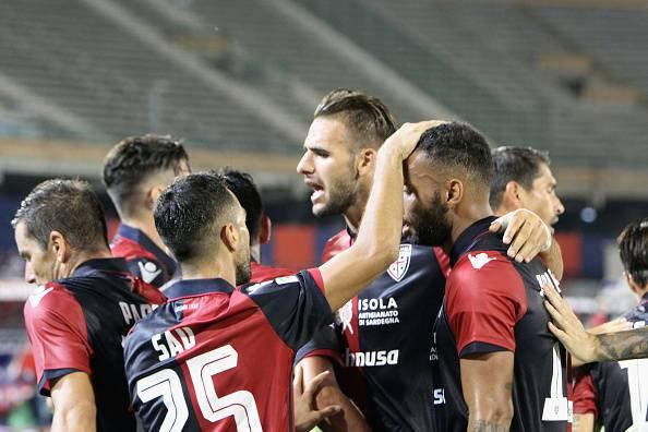 Serie A, Cagliari-Sampdoria 2-1: vittoria col brivido per i rossoblu