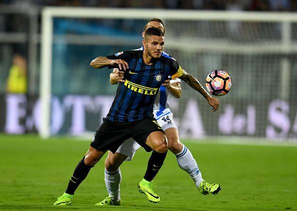 Icardi tra Nazionale e Inter