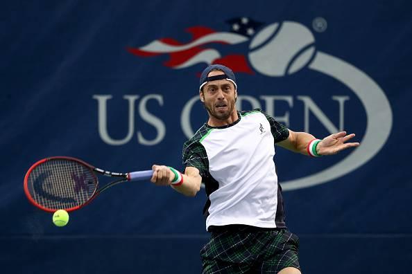 Paolo Lorenzi, è al terzo turno di US Open 2016