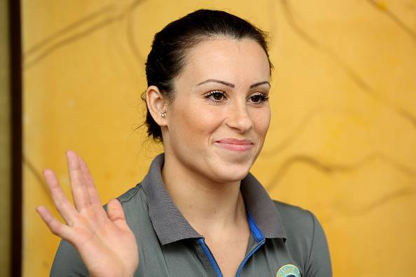 Vanessa Ferrari, stella della ginnastica italiana