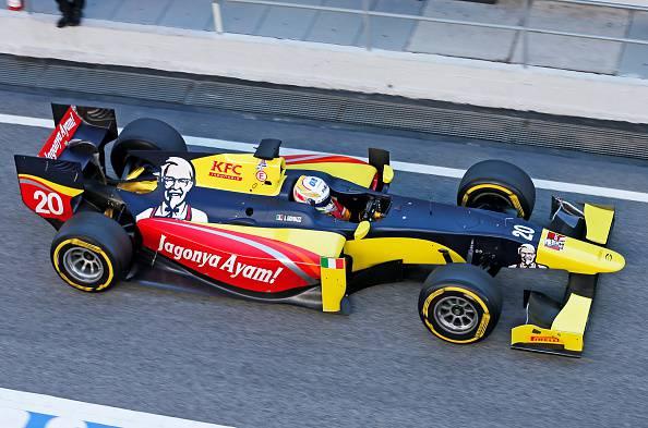 GP2, Sepang: che vittoria di Giovinazzi. L'italiano vola in vetta