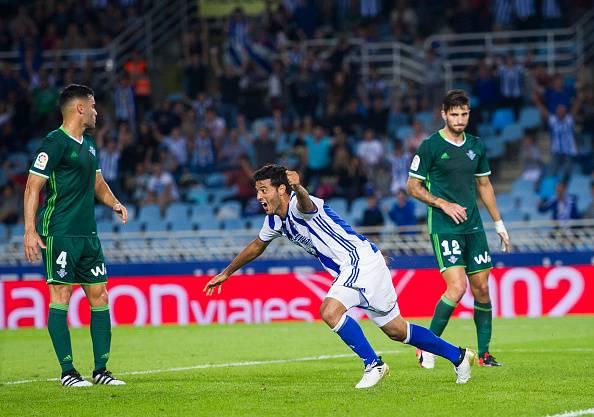 La Liga, Vela punisce il Betis Siviglia. Il Real Sociedad nella top ten