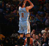 Danilo Gallinari, stella dei Denver Nuggets (getty images) SN.eu