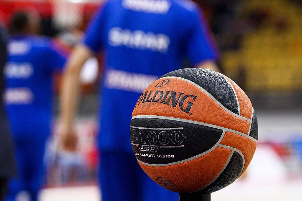euroleague ball
