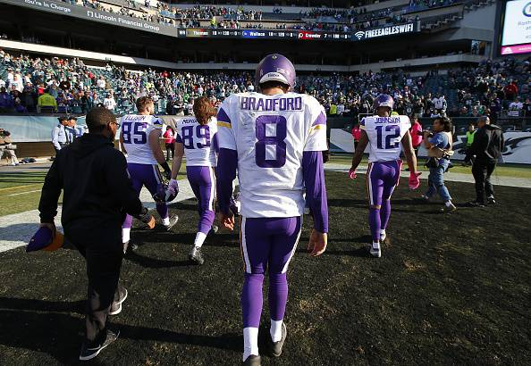 NFL week 7: Minnesota, cade l'imbattibilità. Patriots, altra vittoria