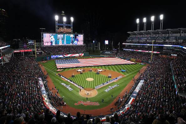 MLB, Cleveland vince Gara 1 delle World Series. Cubs ko 6-0