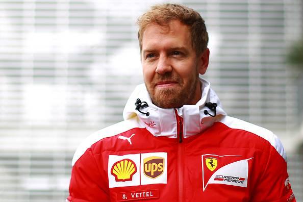 Sebastian Vettel, quattro volte campione del mondo di Formula 1
