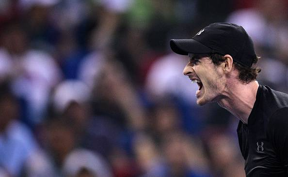 Andy Murray, fresco vincitore del Masters 1000 Shanghai 2016