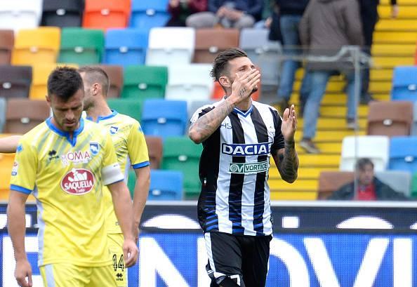Serie A, Udinese-Pescara 3-1: i bianconeri ritrovano il sorriso