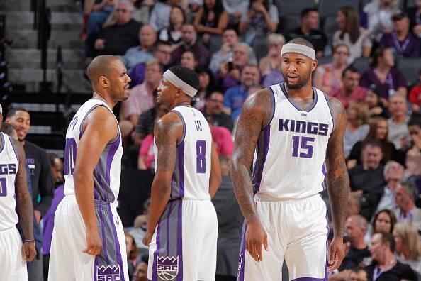 DeMarcus Cousins, stella dei NBA e dei Sacramento Kings