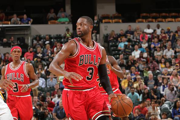 Dwyane Wade, stella NBA e nuovo leader dei Chicago Bulls