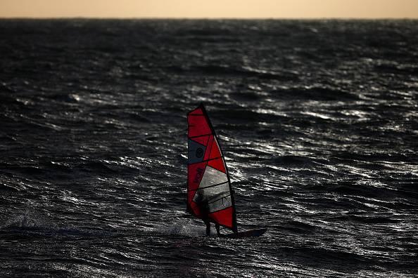 Matteo Iachino vince il Mondiale di Windsurf (getty images) SN.eu