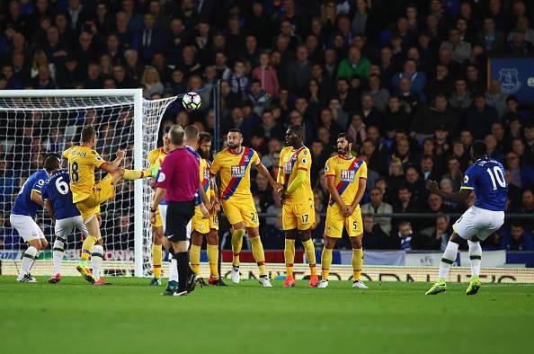 Premier League, non basta Lukaku all'Everton. E' 1-1 con il Crystal Palace