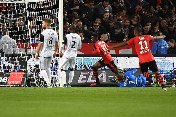 Ligue 1, Diakhaby punisce il Guingamp. Il Rennes rientra in zona Europa