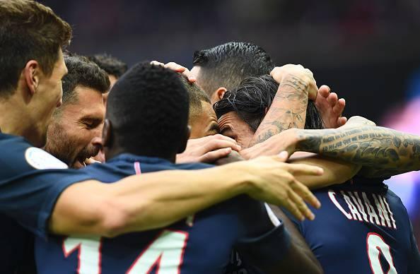 Il Paris Saint Germain deve vincere per non perdere contatto con le prime (getty images) SN.eu
