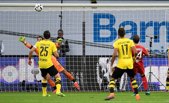 Bundesliga: il Dortmund non ne approfitta, vince il Leverkusen