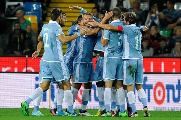 Serie A: tris della Lazio, l'Udinese va ko. Segnano Immobile e Keita
