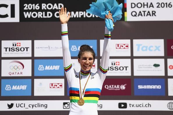 Europei ciclismo su pista: è medaglia d'oro per l'Italia nel femminile
