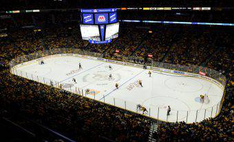 Chicago Blackhawks v Nashville Predators