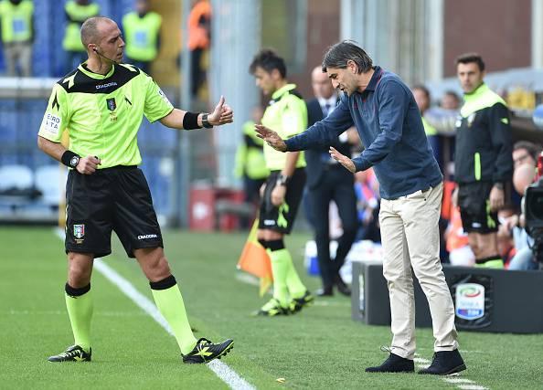 Giudice Sportivo Serie A: Juric non viene graziato, salta il derby con la Sampdoria