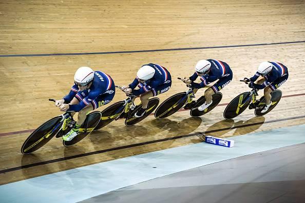 Europei ciclismo su pista: medaglia d'argento per gli azzurri