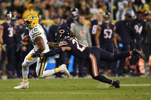 NFL Week 7: Super Aaron Rodgers, altro ko per i Bears, vincono i Packers