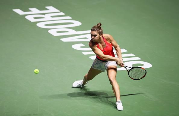 Master Singapore: Kerber doma Halep e vede le semifinali