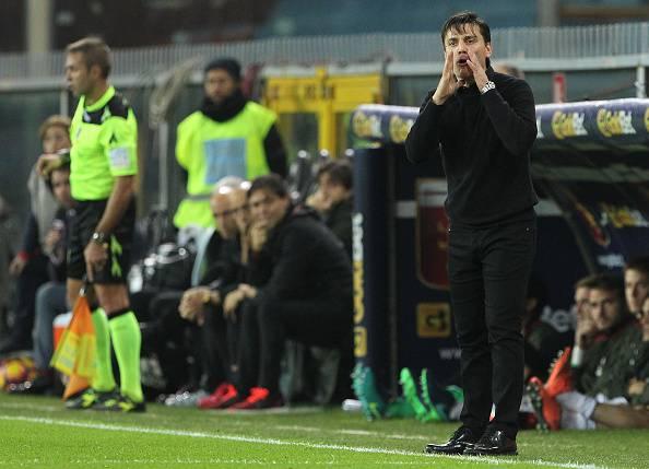 Serie A, il Milan ritorna sulla terra. Il Genoa vince 3-0
