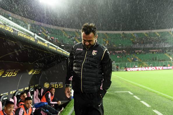 Serie A, l'Udinese passa a Palermo. De Zerbi a rischio esonero