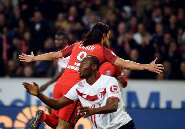 Ligue 1, sempre Cavani. Il PSG ritorna al secondo posto