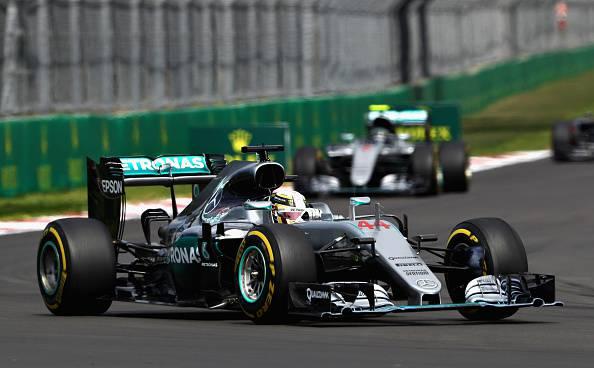 Lewis Hamilton, tre volte campione del mondo Formula 1