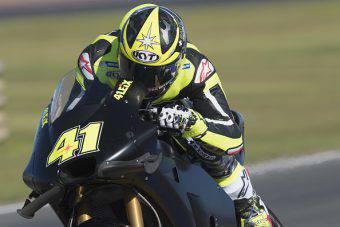 Aleix Espargaro, pilota Moto GP, nel 2017 correrà con l'Aprilia