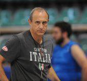Ettore Messina, allenatore dell'Italia a EuroBasket 2017
