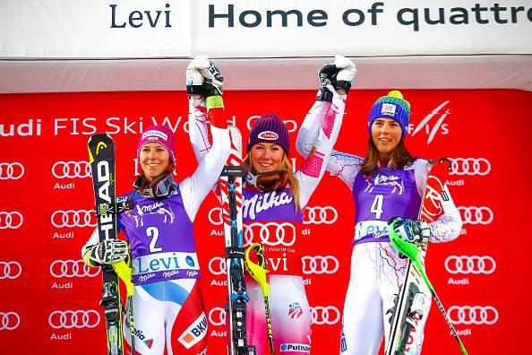 Petra Vlhova vince la prova di gigante a Spindleruv Mlyn. Brignone quarta