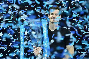 Andy Murarry, numero del tennis mondiale
