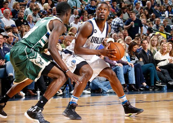 Harrison Barnes, giocatore NBA, oggi ai Dallas Mavericks