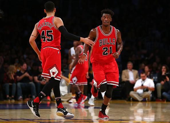 Jimmy Butler, stella dei Chicago Bulls e tra i giocatori NBA in maggior crescita