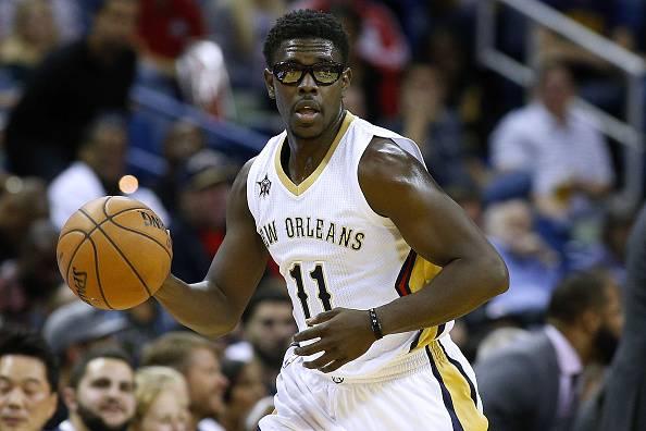 Jrue Holiday, giocatore NBA, attualmente ai New Orleans Pelicans