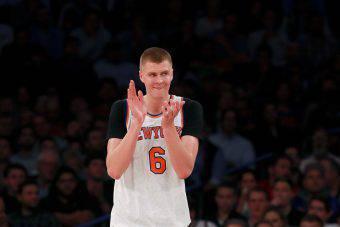 Kristaps Porzingis, tra i giovani NBA più interessanti