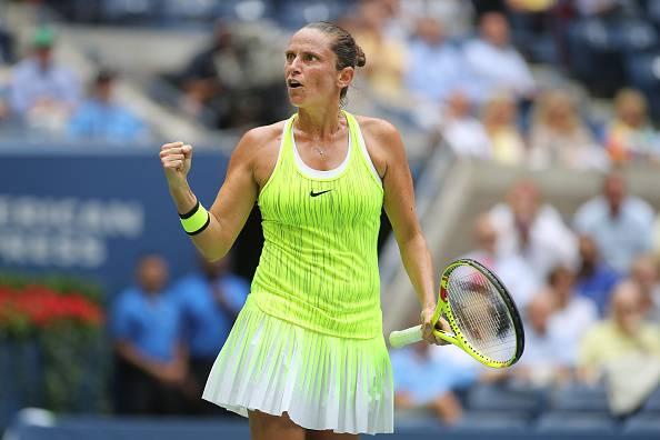 Roberta Vinci, stella del tennis italiano