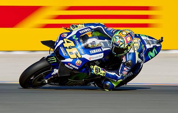 Valentino Rossi, icona della Moto GP