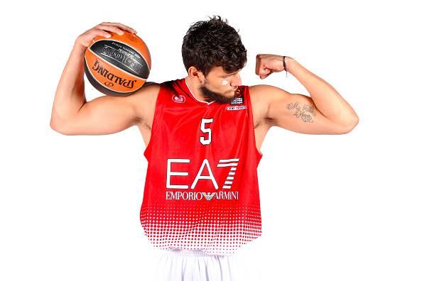 Alessandro Gentile, stella del basket azzurro